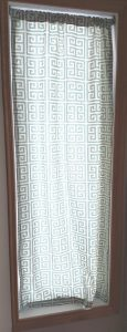 Homemade Curtain