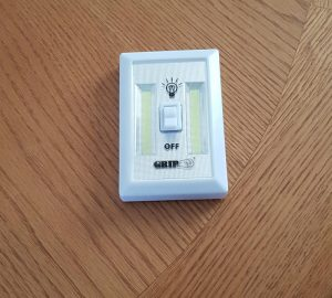 Really Bright Cheap Light Switch Thing