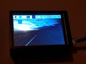 "Raspberry Pi 3.5"" Touch Screen"