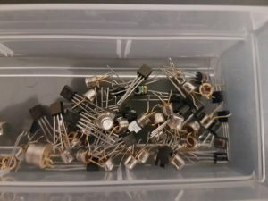 Junk transistors