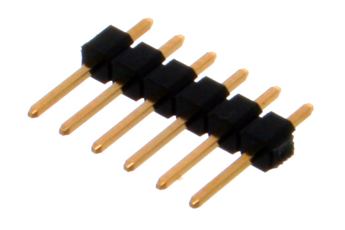 Header pins