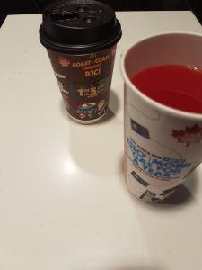 Coffee and Fruitopia